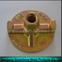 Formwork accessories Wing Bolt and Nut with Furnace Pouring