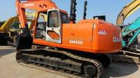 DOSSAN excavator Japan DH220-5 used crawler excavator cheap price