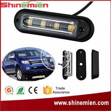 High Intensity LED Emergency Recovery Flashing Warning Grill Directional Lights Head Strobe Light