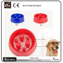 High Grade Environmental Anti Choke Slow feed Pet Bowl