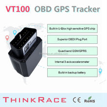 Play OBD2 VT100 with trouble Diagnostic function