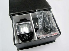 "mobile watch phone with 1.3M spy camera, 1.4"" touch screen, bluetooth, new unlock smart watch"