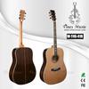 Solid acoustic guitar diy guitar kit (W-T4S-41D)