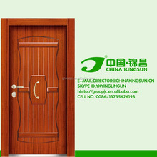made in china Unique PLAIN DESIGN PRICE DOOR main door design