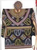 HAND MADE CAMEROONIAN TRADITIONAL DRESS