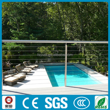 Safety Stainless Steel Pool Fence
