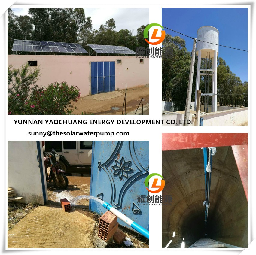 solar water pump system 146