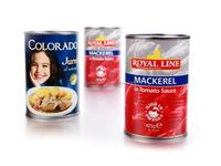 Canned Jack Mackerel in Brine