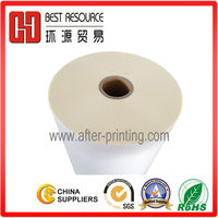 High Quality Glossy/Matte Thermal Laminating Film for Paper