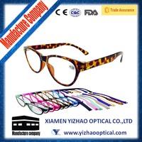 2015 wholesales fashionable reading glasses