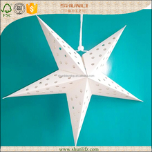 EU wholesale products 2016 paper star lantern for wedding favors