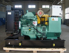 Global serviced 60kva diesel generator set for hot sales
