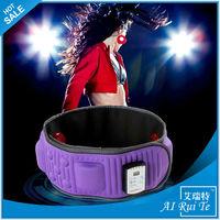 vibration abdominal slimming belly massage belt