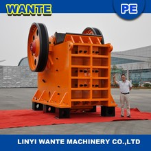 iron ore and marble stone jaw crusher machine used in mining and metallurgy industry