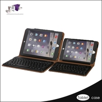 Salable product 7 inch tablet pc leather keyboard case