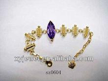 New design diamond breacelet jade bangles 22k gold jewellery bangles