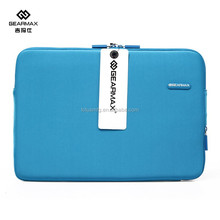 Factory 11.6 inch Blue neoprene for Macbook Air/Pro wholesale/ customized