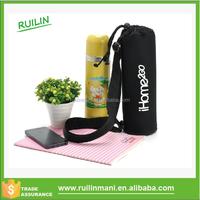 Thermal Water Bottle Holder Neoprene Cooler Bag