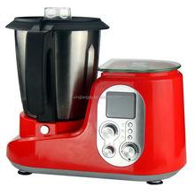 Soup Maker Machine Smoothie Maker with Blender Pulse Cooker Steamer Boiler Egg Boiler Smoothie maker