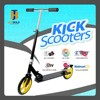 CE Approved three wheel kick scooter for kids JB223 (EN71-1-2-3 Certificate)