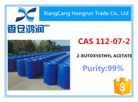 2015 Hot Sale High quality CAS 112-07-2 2-Butoxyethyl acetate