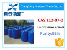 2015 Hot Sale High quality CAS 112-07-2 2-Butoxyethyl acetate