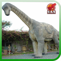 Animatronic theme dinosaur for restaurant