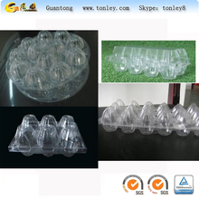 china precision aluminum lovely cat shaped egg plastic mold
