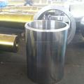 Hidráulico st52 bujes de acero