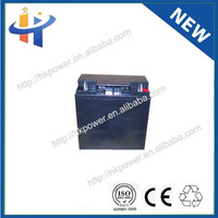 Guangdong National Standard small 20ah 12 volt dry cell battery