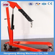 China low price hydraulic cranes /small mobile hydraulic crane /heavy duty hydraulic cranes
