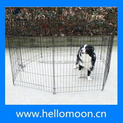 Wholesale Cheap Large Metal Fence Dog Kennel For Sale