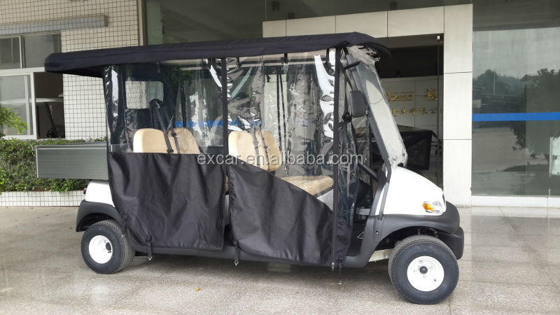 Golf Cart Rain Curtain Golf Cart Rain Sheets