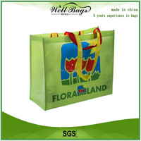 Laminated Nonwoven Material RPET Bag For Shopping, Nonwoven shopping Bag