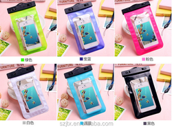 New Waterproof Shockproof Touch Screen Case Cover For Apple iPhone 5S 5 4 4S Muti Colors Mobile Phone Bag