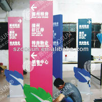 double sided upright signs