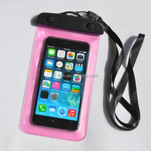 waterproof cases pounch for iPhone6 waterproof pounch for cell phone Waterproof Underwater Pouch Dry Bag Case Cover