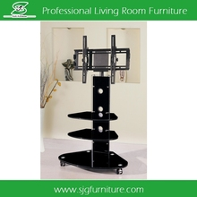 Furnture Manufacture Lcd Led Plasma Glass TV Stand Turkey