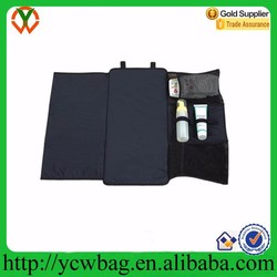 Portable changing station baby nappy changing bags
