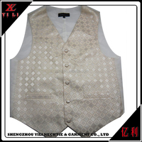 Hot sell fashion style good quality polyester vest