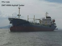 TTS-1326 4900 DWT oil cum Asphalt carrier for sale