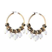 18 K Big longo Brisk Gentlwomen Tragus New Design Popular Earring