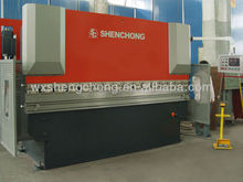 stainless steel cnc hydraulic press brake WE67K