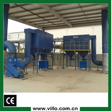High Air Flow Industrial dust collector for wood