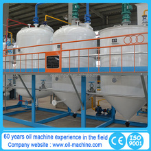 2015 Good feedback cooking crude oil refinery plant for sale