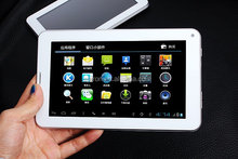 Factory price 7 inch MTK 3G phone call 5 point touch 1024*600 android 4.4 tablet pc with 3D Graph Engine