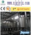 Pequeña botella de llenado de la máquina/lavado de botellas de llenado y taponado de la máquina/pequeña planta de agua mineral( cgf)