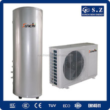 Family use more energy saving shower hot water heater