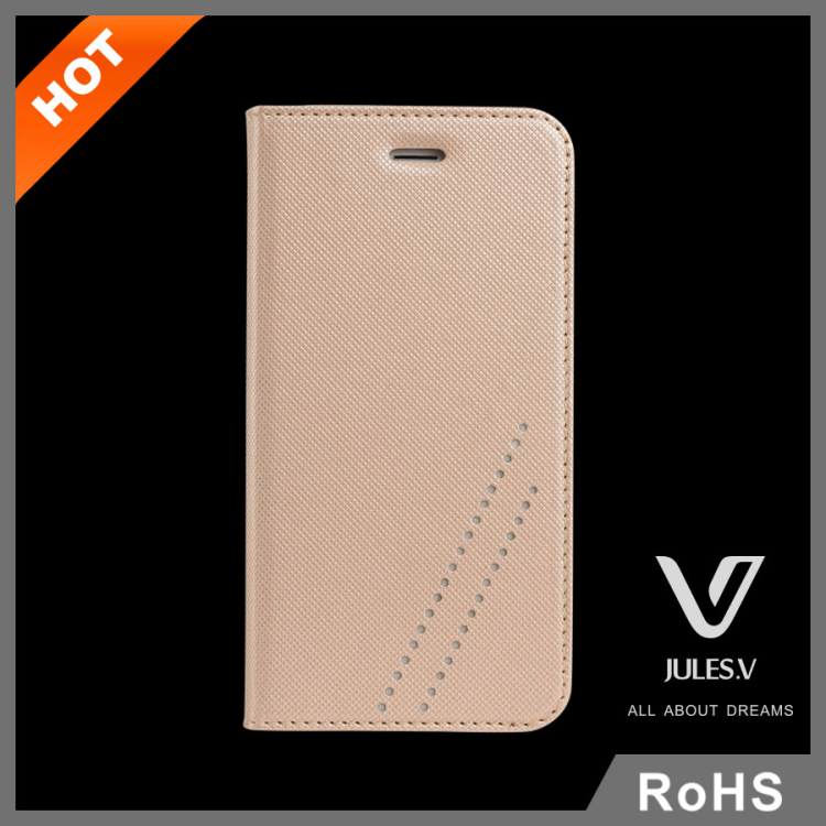 2015 Hot Sell Leather Cheap Mobile Phone Case for iPhone 6/Ultra Slim TPU Leather Mobile Phone C ...