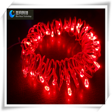 Christmas Decoration Beautiful Outdoor Decoration Led red light